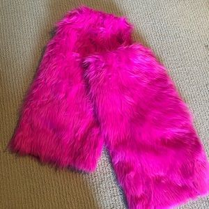 Pink Fluffies